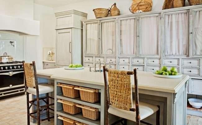 Системи зберігання для кухні: 80 функціональних трендів, коли комфорт і дизайн нероздільні