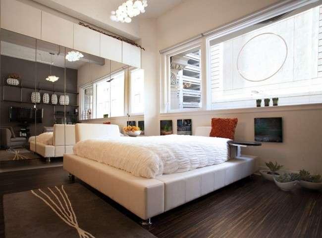 60+ ідей дизайну спальні площею 12 кв. м. (фото)