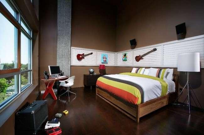 55 ідей кімнат для підлітка: бунтарство і індивідуальність в інтерєрі