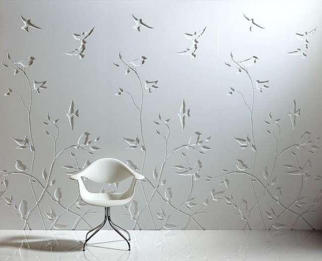 60+ видів стінових панелей для внутрішньої обробки: форми, текстури, матеріали