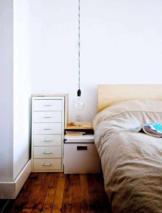 Нічні світильники для спальні: огляд комплексних рішень для мякого освітлення