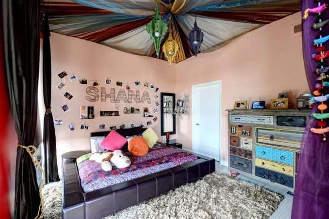 Тканинні натяжні стелі: особливості монтажу і 75 стильних рішень для дому