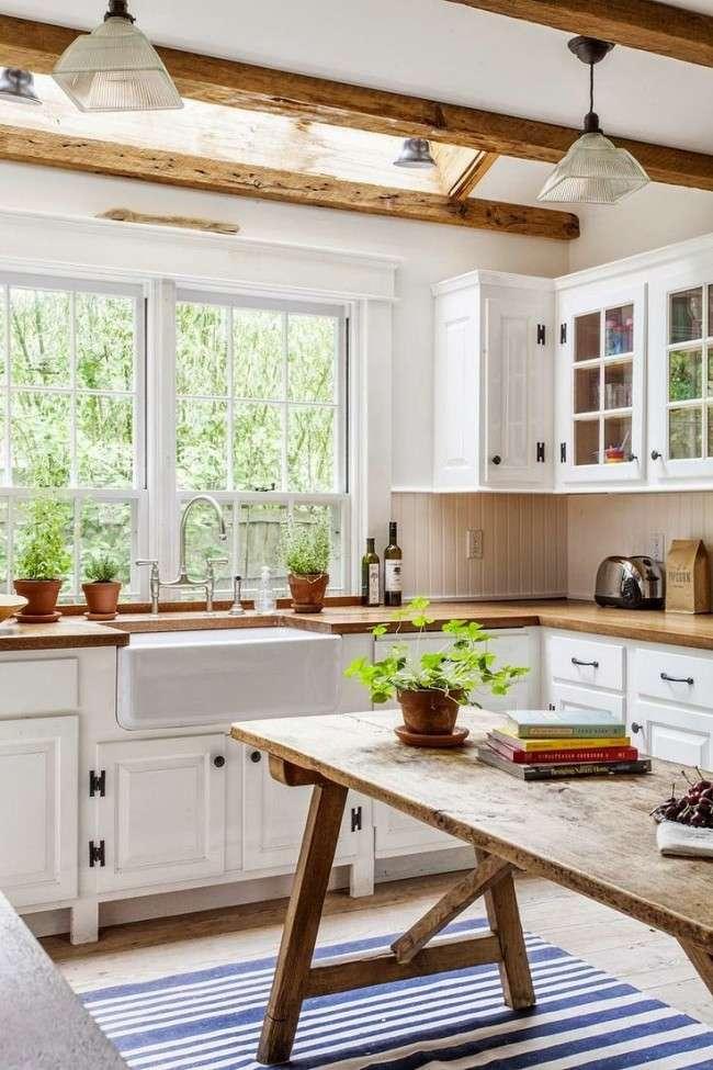 50 ідей дизайну кутової кухні: практичне і зручне рішення
