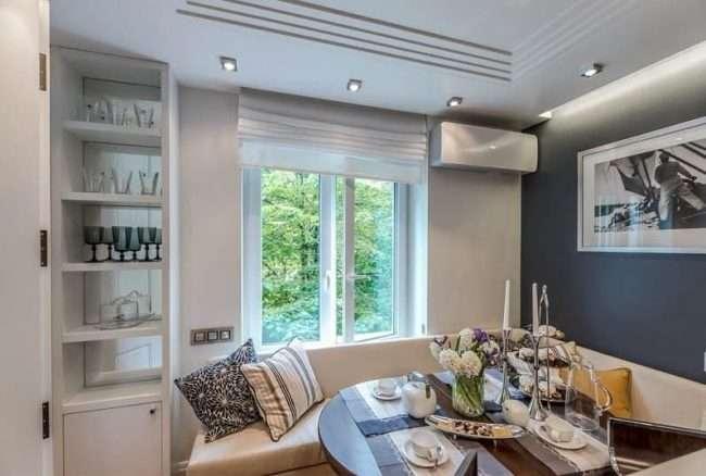 Кутовий диван на кухню зі спальним місцем: як зробити кухонний простір максимально комфортним і 75+ фотоидей