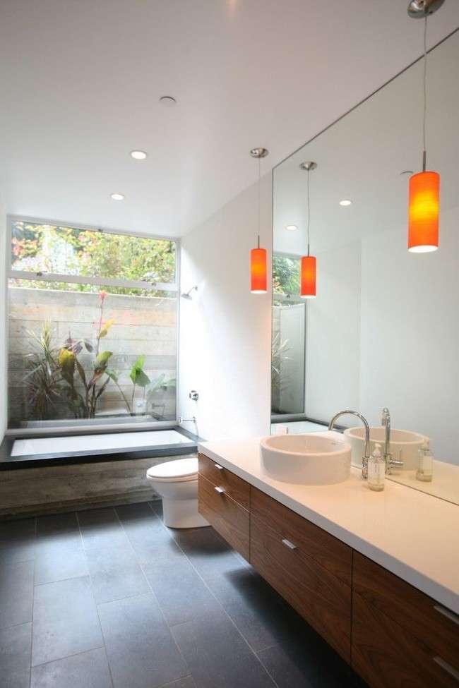 Інтерєр ванної кімнати поєднаної з туалетом (62 фото): грамотний підхід і тонкощі декорування
