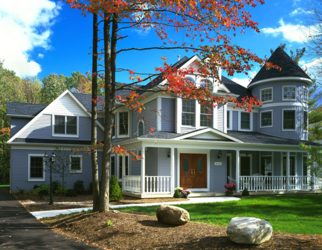 Сайдинг вініловий (кольору, фото): стильна і практична облицювання для будинку