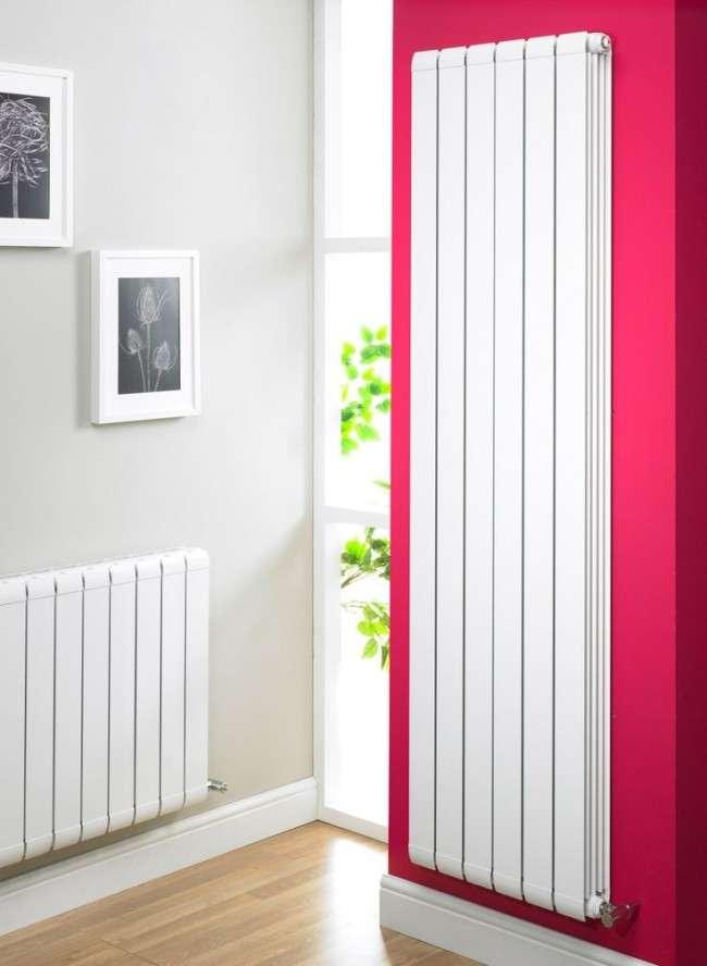 Алюмінієві радіатори опалення (50 фото): технічні характеристики та види