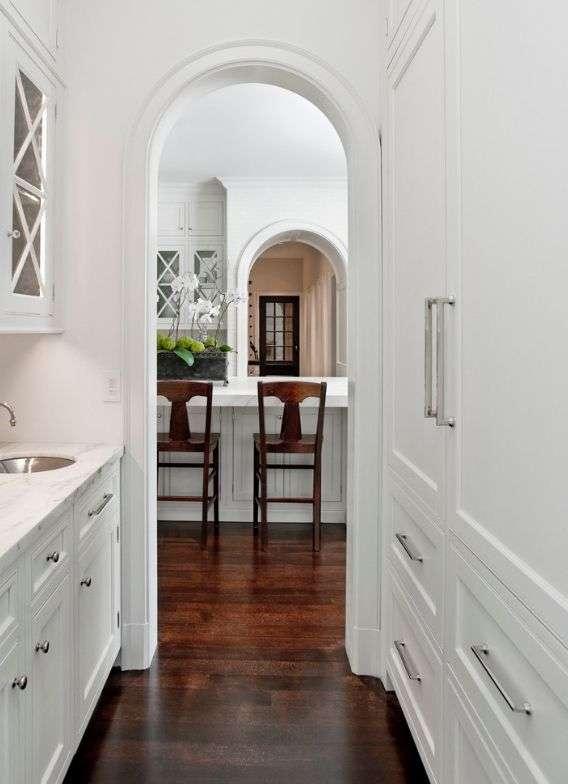 Арка на кухню замість дверей: 80 функціональних варіантів для вашого будинку