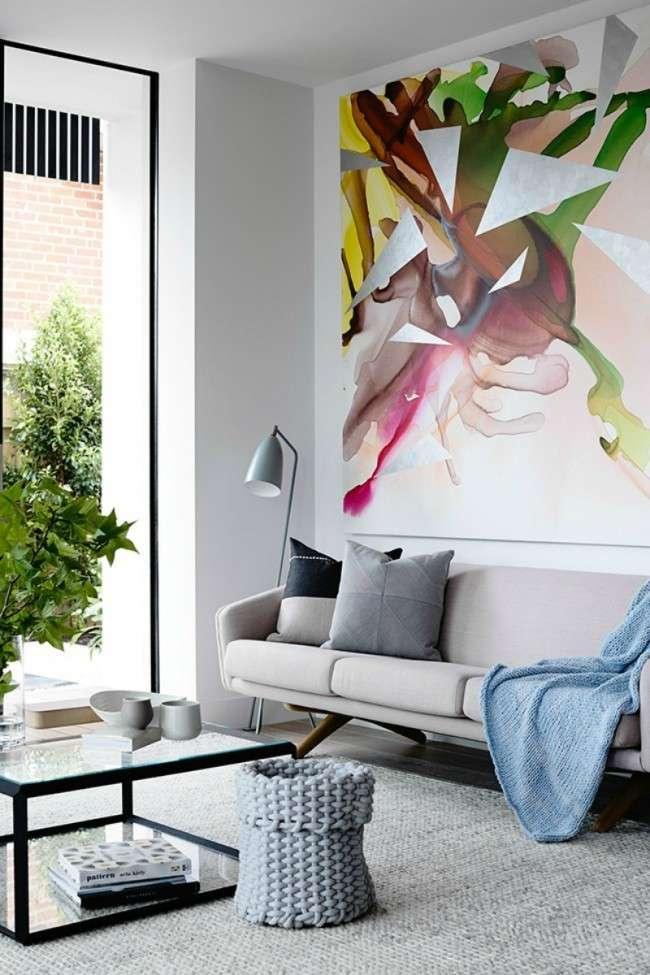 45+ ідей картин в будинку по фен-шуй: як повернути життя до світла і удачі