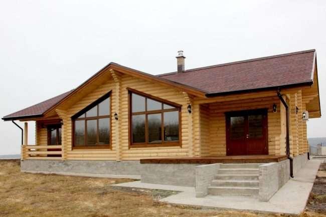 Оригінальні проекти дому з лазнею під одним дахом: все про реалізацію і 65+ практичних і надійних варіантів