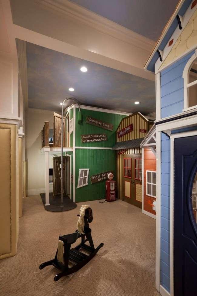 Дитяча кімната для різностатевих дітей: 50+ гармонійних варіантів організації простору