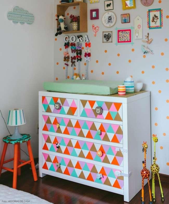 Комод з пеленальним столиком: як зробити потрібну річ стильною і огляд кращих дизайнерських пропозицій