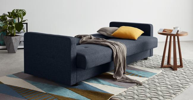 Проблеми зі зберіганням речей вже в минулому: диван-ліжко з шухлядою для білизни і його переваги