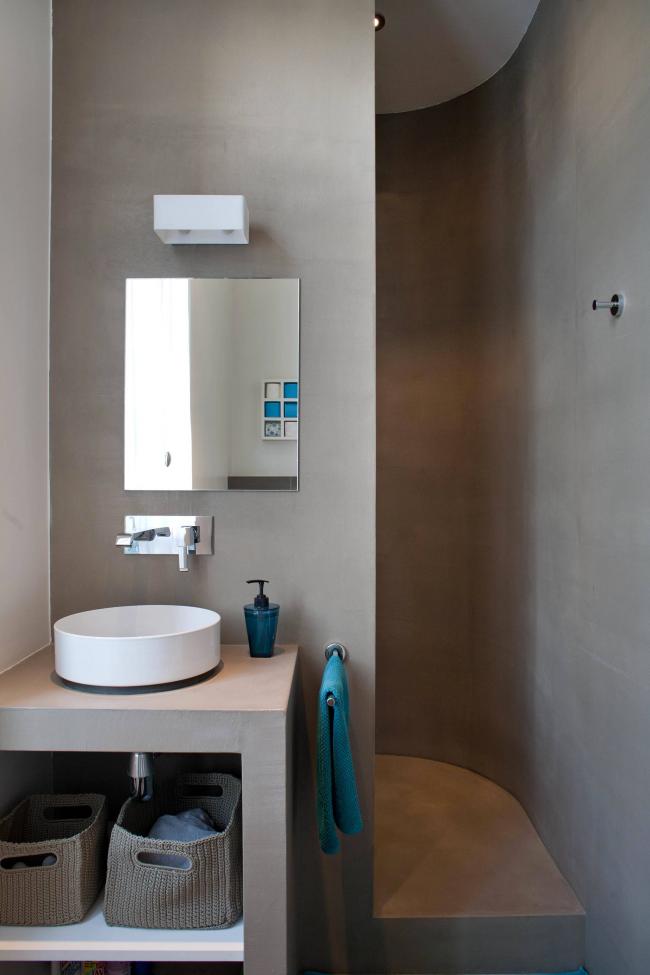 Дизайн маленької ванної кімнати: 85+ секретів гармонійного оформлення та економії місця