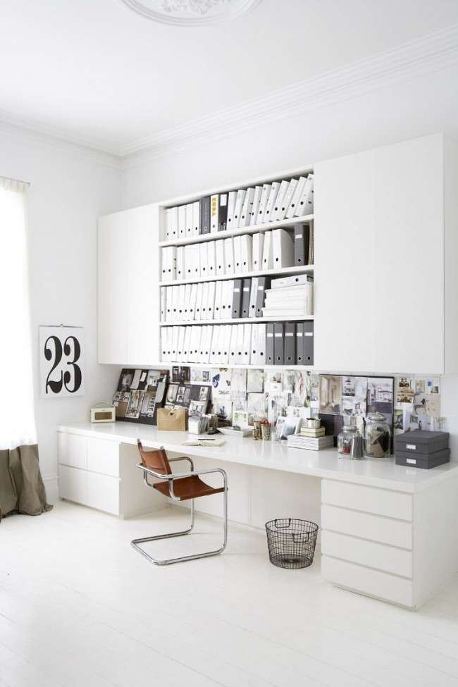 Ідеї дизайну домашнього кабінету: працюємо будинку з задоволенням