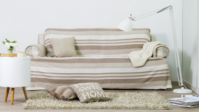 Еврочехлы на дивани і крісла: як вдихнути нове життя в мякі меблі? (90+ практичних моделей)