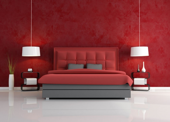 Фактурна фарба для стін: огляд стильних ідей для дизайну квартири і будинки