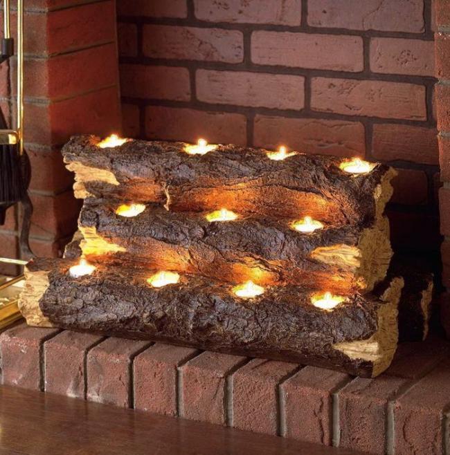 Фальш-камін: особливості декоративних камінів і 90+ неймовірно стильних реалізацій в інтерєрі