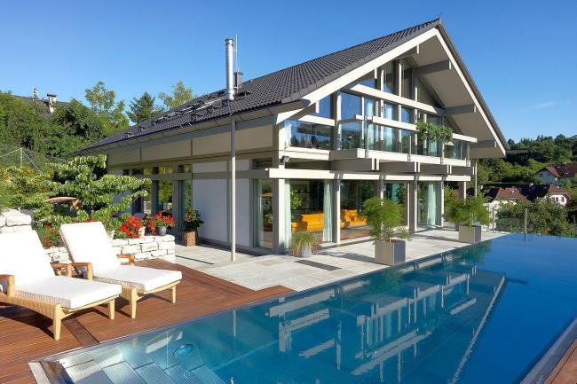 Фронтони: що це таке та їх роль у будівництві сучасних будинків