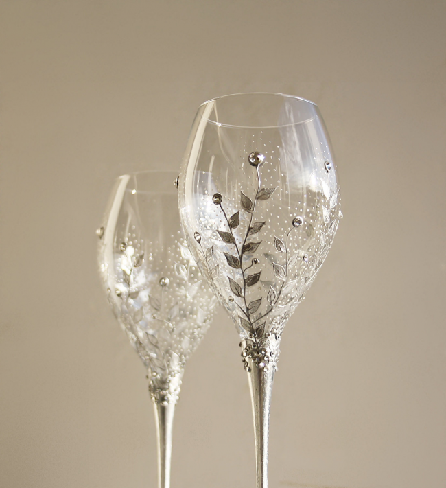 Фужери для шампанського: тонкощі етикету і все, що потрібно знати про келихах для шампанського