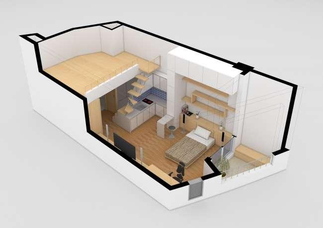 Дизайн-проекти квартир: готові рішення для ідеального інтерєру