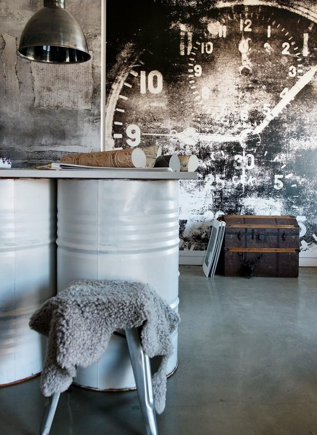 Графіка в інтерєрі: 75 способів створення оригінального арт-простору у себе вдома