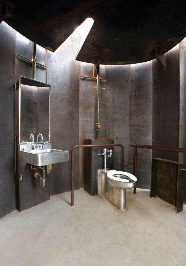 Дизайн інтерєру туалету: 85 великих ідей для маленького приміщення (фото)