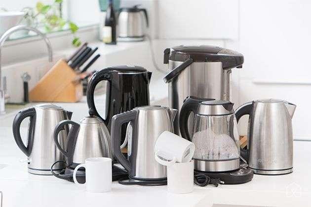 Як очистити електричний чайник від накипу: корисні лайфхаки та поради для ідеальної чистоти