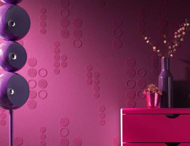 Як клеїти вінілові шпалери: поради, підказки та добірка красивих шпалер в інтерєрі (60 фото)