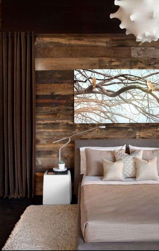 Картини в спальні над ліжком: розміщення по фен-шуй і 70+ універсальних сюжетів