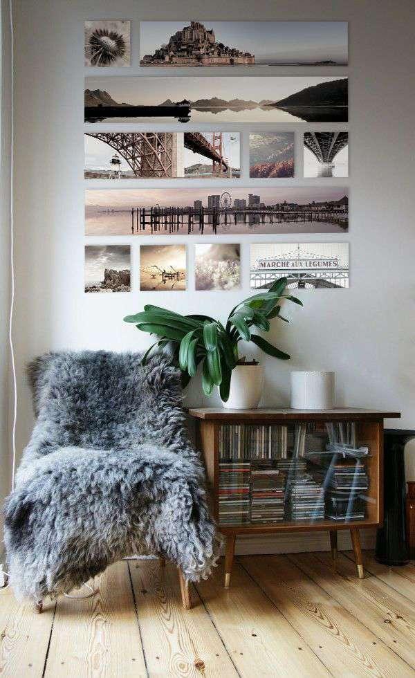 Вибираємо картини для інтерєру: 50+ ідей розміщення постерів, диптихів і репродукцій