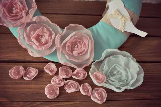 Картини з клаптиків тканини: майстер-класи і надихаючі ідеї своїми руками