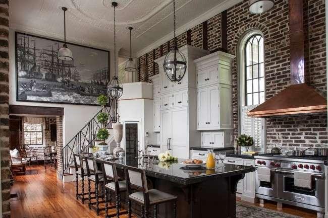 Кухня «класика» відродження традицій і бездоганна елегантність (фото)