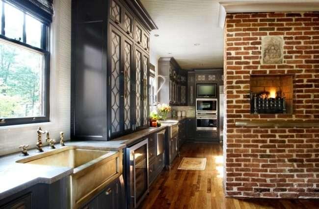 Короткі штори на кухню: 75+ витончених інтерєрних рішень для кухні та їдальні зони
