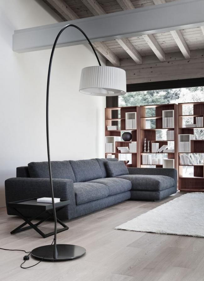 Корпусні меблі для вітальні в сучасному стилі: огляд 90+ трендових рішень