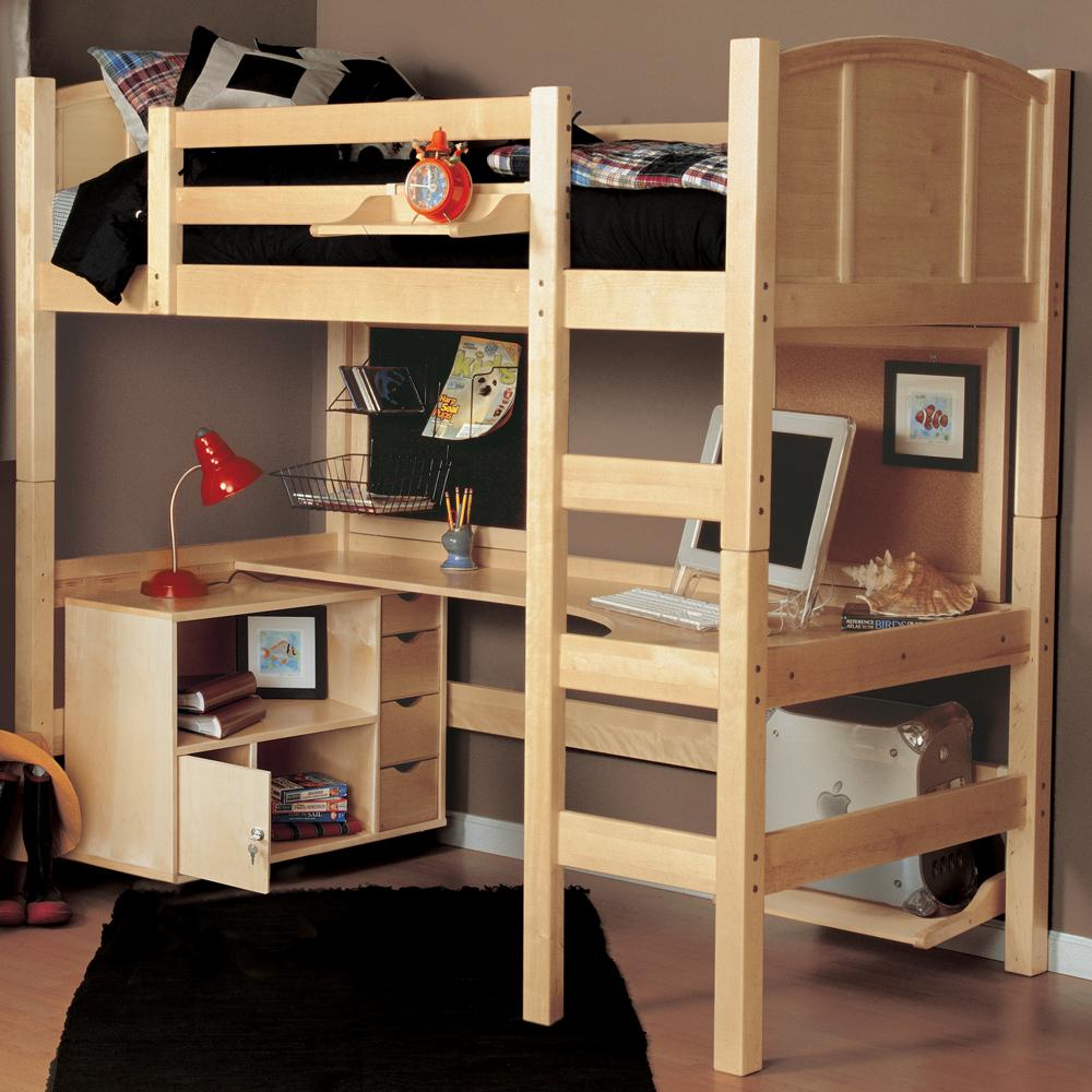 Ліжко-горище для дорослих: для тих, хто давно мріє про велике і місткою спальні