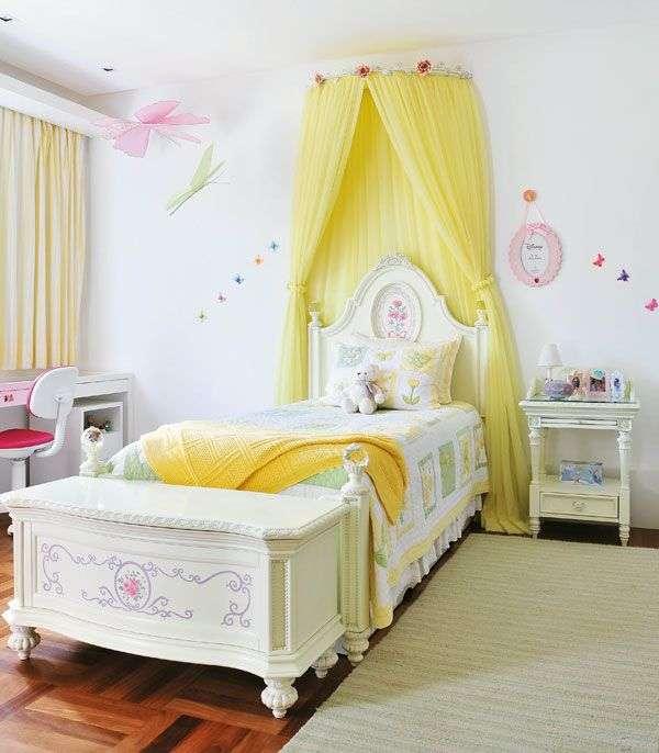 Ліжко з балдахіном: 90 ідей царственої романтики в дизайні спальні (фото)