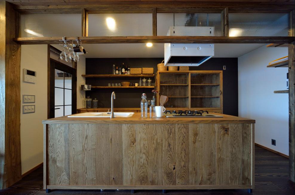 В ритмі Країни висхідного сонця: створюємо лаконічний інтерєр кухні в японському стилі