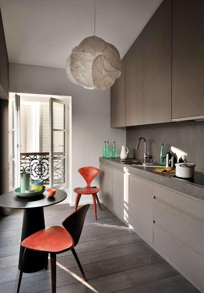 50 Ідей дизайну маленької кухні від 5 кв. м: як грамотно використовувати кожен сантиметр площі