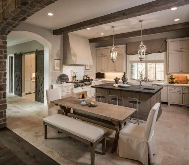 Кухня кольору слонової кістки: благородство відтінків айворі у вашому будинку