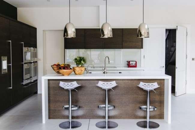 Кухня венге: естетика аристократизму і огляд модних дизайнерських тенденцій