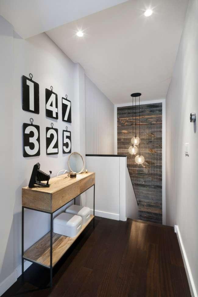 55 ідей ламінату на стіні: креативне застосування підлогового покриття (фото)