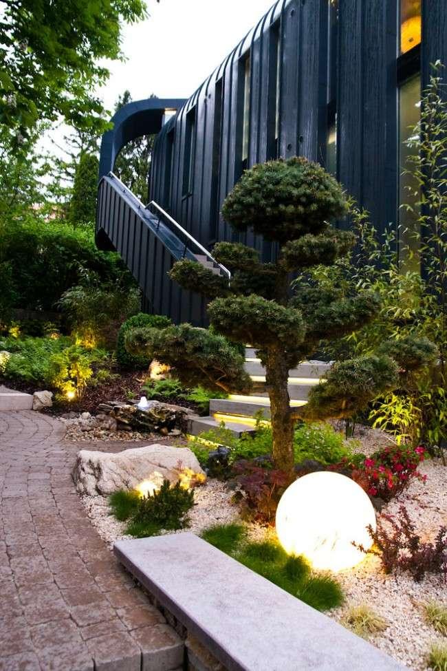 Ландшафтний дизайн дачної ділянки: 60 втілень зеленого раю своїми руками (фото)