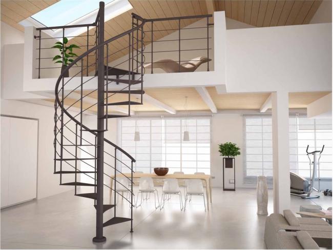 Сходи на другий поверх (120 фото): сучасні варіанти оформлення в приватному будинку