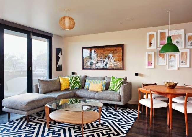 Маленькі вітальні: хитрощі оптимізації та розширення наявного простору