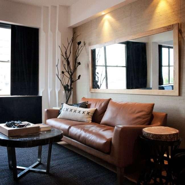 Маленький диван зі спальним місцем: ідеальне рішення для невеликої квартири і огляд 65+ кращих моделей