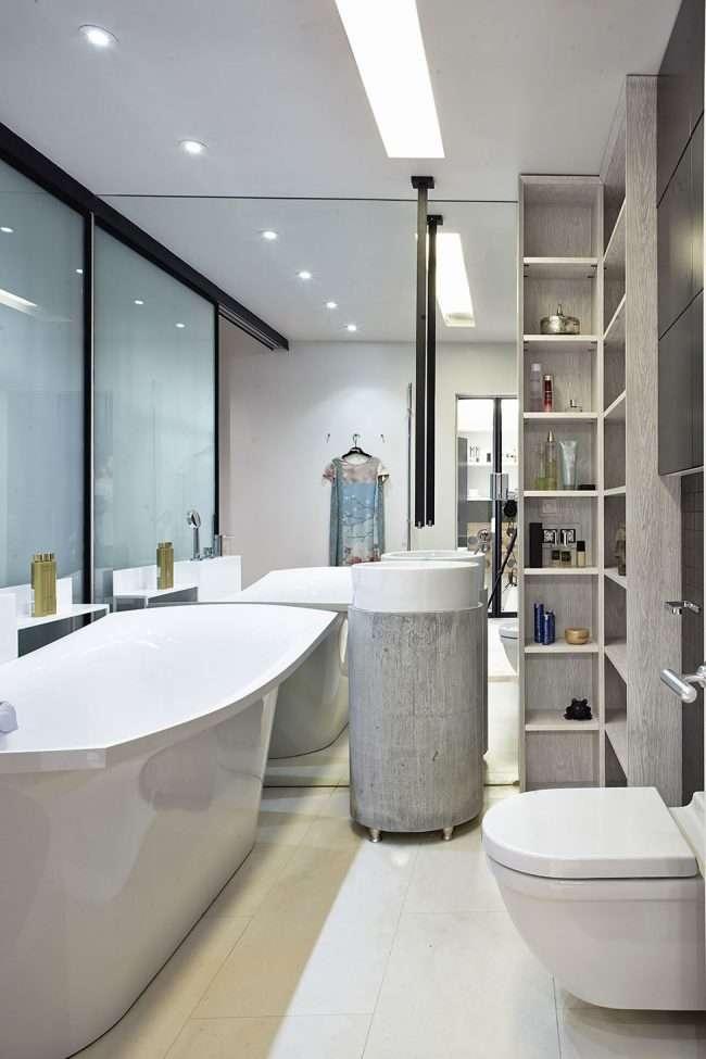 Дизайн туалетів маленьких розмірів: 80 компактних і функціональних варіантів інтерєру