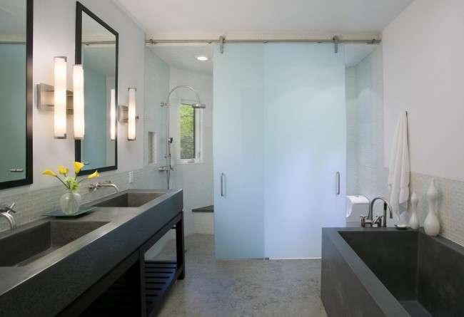 Міжкімнатні двері: 65 ідей для органічного завершення інтерєру (фото)
