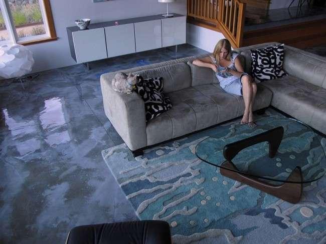 Наливна підлога своїми руками: покрокові відеоінструкції від професіоналів