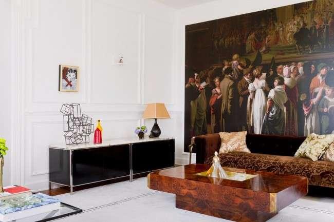 Неокласика: надихаючий стиль в інтерєрі і 80 кращих дизайнерських втілень